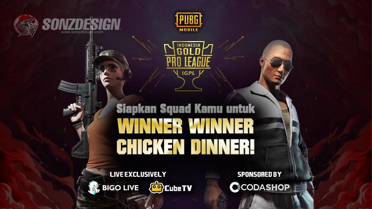 Indonesia Gold Pro League, Turnamen Esports Terbaru Oleh Cube TV!