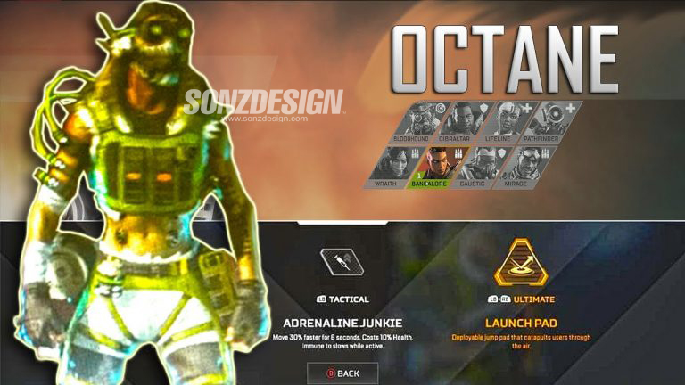 Karakter Apex Legends Yang Baru Bocor!