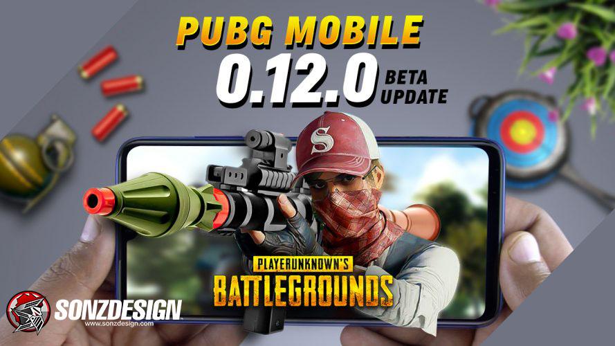 Update PUBG Mobile BETA 0.12