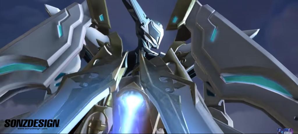 Skin Hero AOV Terbaru Adaptasi Dari Gundam?!