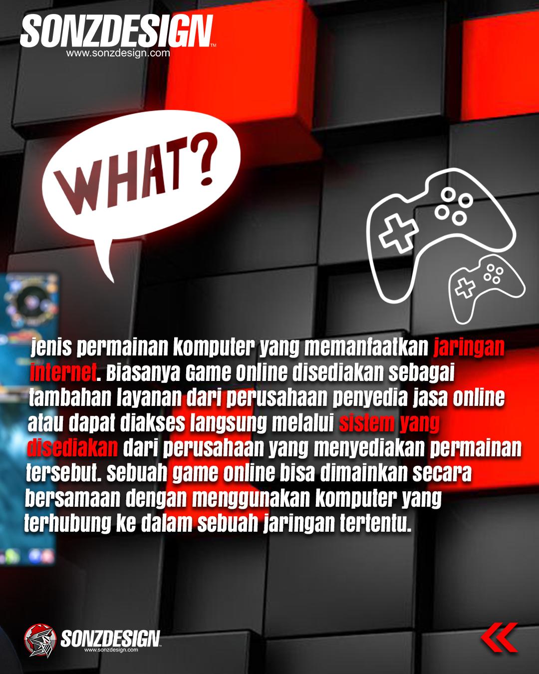 Game Online Dan Sejarahnya